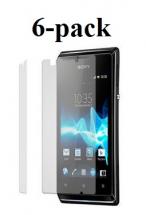 Sony Xperia E Skærmbeskyttelse (6 stk.)
