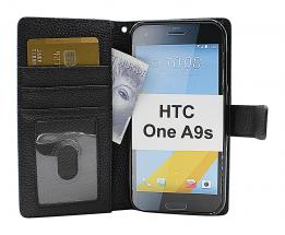 New Standcase Wallet HTC One A9s