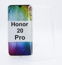TPU Mobilcover Honor 20 Pro