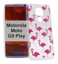 TPU Designcover Motorola Moto G9 Play