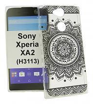 TPU Designcover Sony Xperia XA2 (H3113 / H4113)