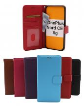 New Standcase Wallet OnePlus Nord CE 5G