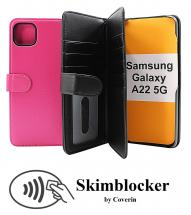 Skimblocker XL Wallet Samsung Galaxy A22 5G (SM-A226B)