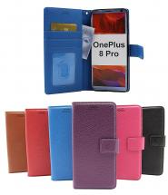 New Standcase Wallet OnePlus 8 Pro