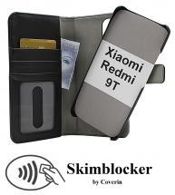 Skimblocker Magnet Wallet Xiaomi Mi Redmi 9T