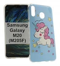 TPU Designcover Samsung Galaxy M20 (M205F)