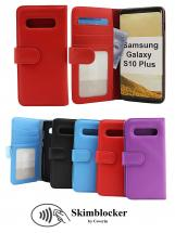 Skimblocker Mobiltaske Samsung Galaxy S10+ (G975F)