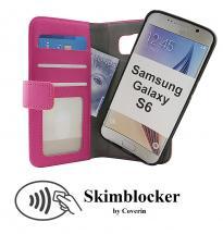 Skimblocker Magnet Wallet Samsung Galaxy S6 (SM-G920F)