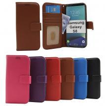 New Standcase Wallet Samsung Galaxy S8 (G950F)