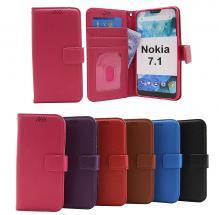 New Standcase Wallet Nokia 7.1