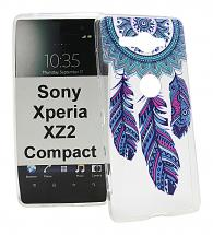 TPU Designcover Sony Xperia XZ2 Compact (H8324)