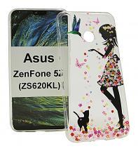 TPU Designcover Asus ZenFone 5Z (ZS620KL)