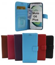 New Standcase Wallet Motorola Moto G6 Plus