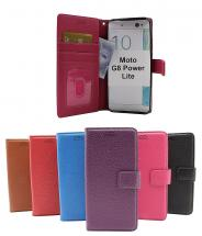 New Standcase Wallet Motorola Moto G8 Power Lite