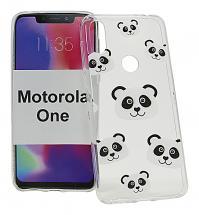 TPU Designcover Motorola One