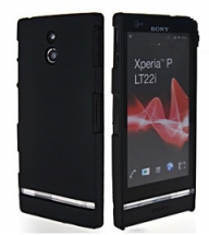 Hardcase Cover Sony Xperia P (LT22i)