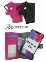Skimblocker Magnet Wallet Motorola One