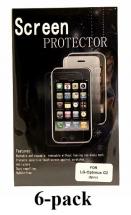 Skærmbeskyttelse LG G2 (D802)