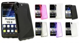 S-Line Cover Huawei Y6 II (CAM-L21)