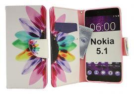 Designwallet Nokia 5.1