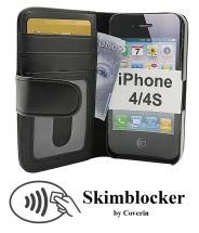 Skimblocker Mobiltaske iPhone 4/4S