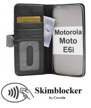 Skimblocker Mobiltaske Motorola Moto E6i