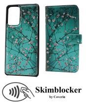 Skimblocker Magnet Designwallet Samsung Galaxy A72 (A725F/DS)