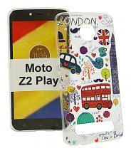 TPU Designcover Moto Z2 Play