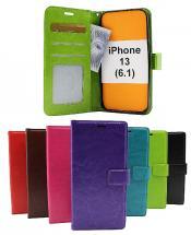 Crazy Horse Wallet iPhone 13 (6.1)