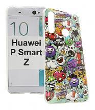 TPU Designcover Huawei P Smart Z