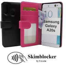 Skimblocker Mobiltaske Samsung Galaxy A20s (A207F/DS)