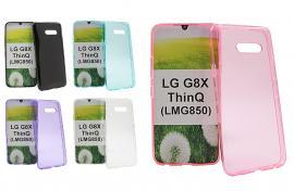 TPU Mobilcover LG G8X ThinQ (LMG850)
