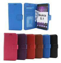 Standcase Wallet Nokia 5.1