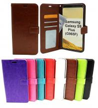 Crazy Horse Wallet Samsung Galaxy S9 Plus (G965F)