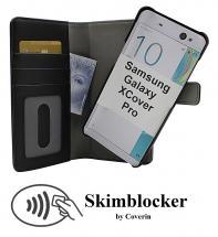Skimblocker Magnet Wallet Samsung Galaxy XCover Pro (G715F/DS)