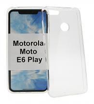 TPU Mobilcover Motorola Moto E6 Play