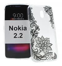 TPU Designcover Nokia 2.2