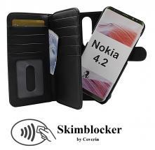 Skimblocker XL Magnet Wallet Nokia 4.2