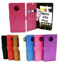 Standcase Wallet Moto G5s Plus