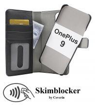 Skimblocker Magnet Wallet OnePlus 9