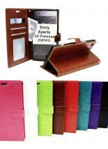 Crazy Horse Wallet Sony Xperia XZ Premium (G8141)