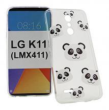 TPU Designcover LG K11 (LMX410)