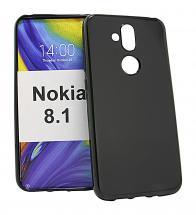 TPU Mobilcover Nokia 8.1