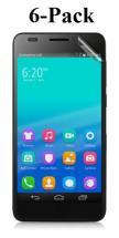 6-Pack Skärmskydd Huawei Y5 (Y560)