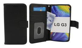 New Standcase Wallet LG G3 (D855)
