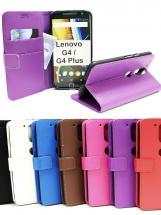 Standcase Wallet Motorola Moto G4 Plus