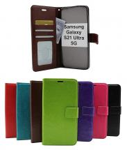 Crazy Horse Wallet Samsung Galaxy S21 Ultra 5G (G998B)