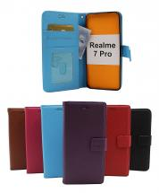 New Standcase Wallet Realme 7 Pro