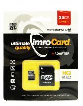 Imro Micro SD Hukommelseskort