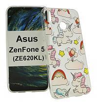 TPU Designcover Asus ZenFone 5 (ZE620KL)